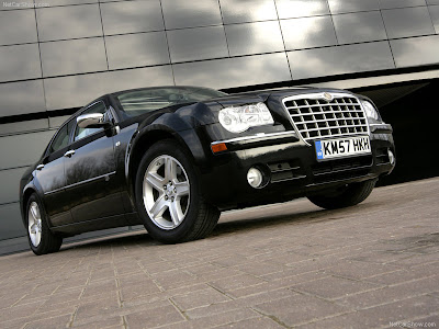 2008 Chrysler 300c Uk Version. Chrysler 300C UK Version