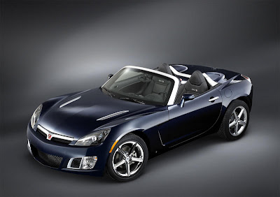 Saturn Sky Red Line Unique Car