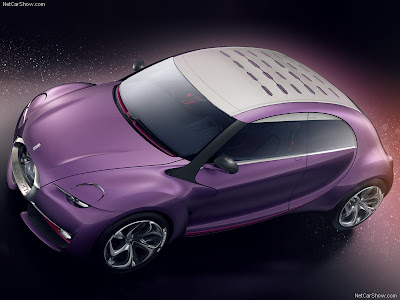 2009 Citroen REVOLTe Concept. Posted by syarif at 7:47 AM