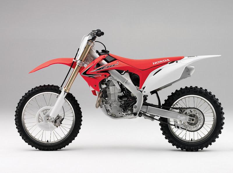 Gambar Motor Cross Honda Terbaru CRF450R 2011