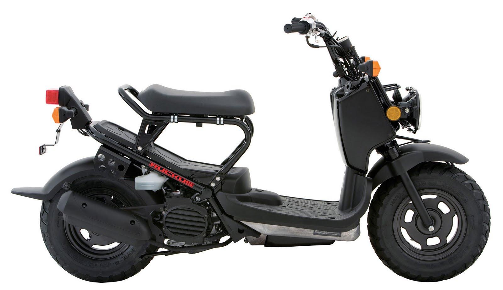 2011 New Scooters Honda Ruckus NPS50  GAMBAR FOTO CONTEST
