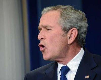George W Bush Funny Face Best Trend Tattoos Design