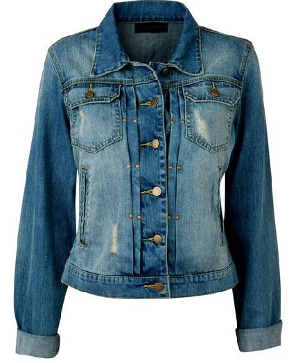 denim jacket women. Denim Jacket