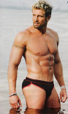 Hot Shirtless Guys: Gabriel Soto