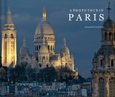 Photo Tour In Paris Travel Book