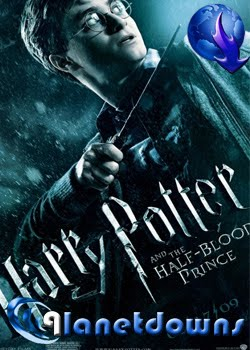 Filme Harry Potter e o Enigma do Príncipe - DVDRip RMVB