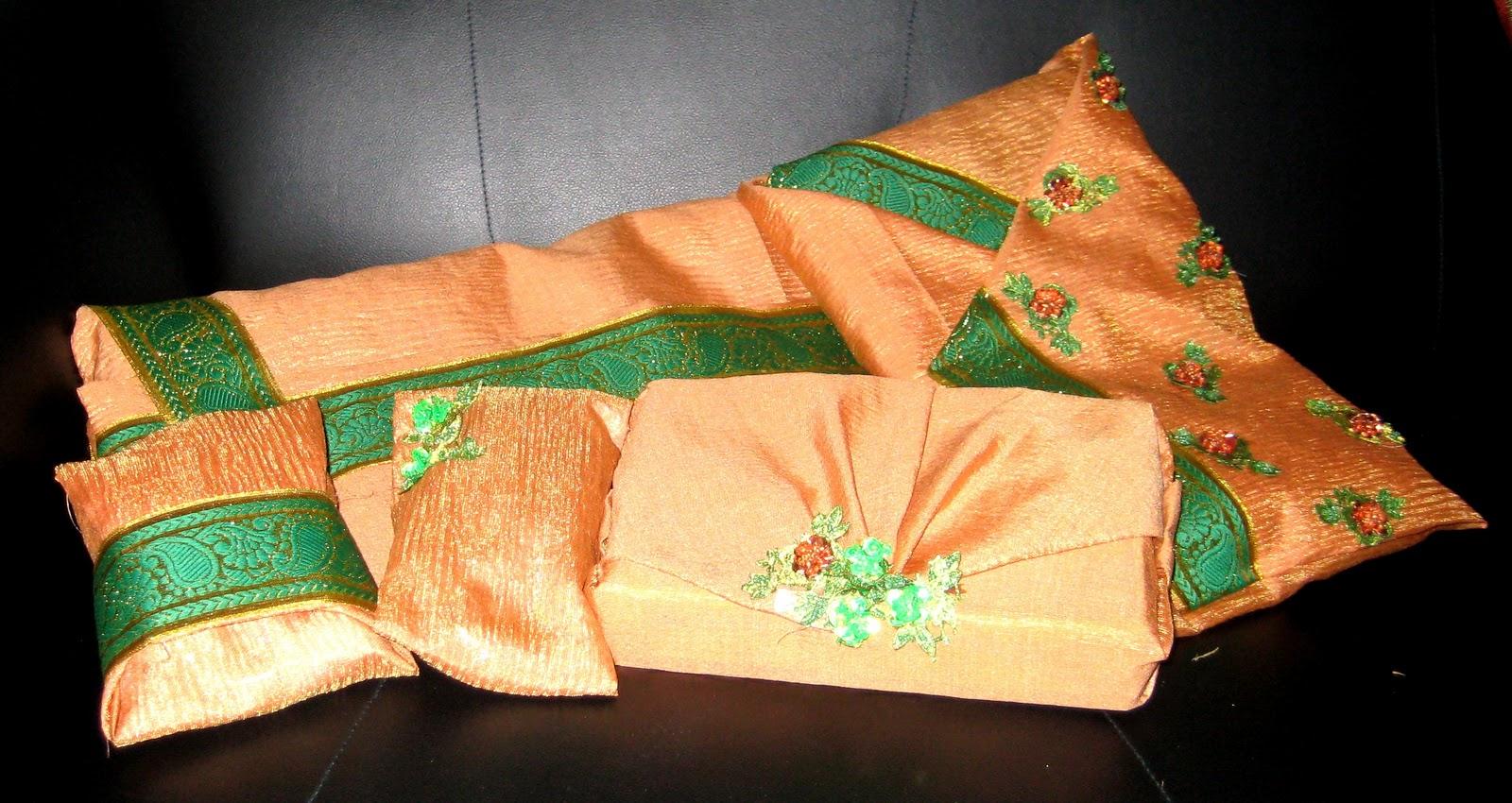 crossdressed in my aunts saree