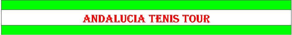 ANDALUCIA TENIS TOUR