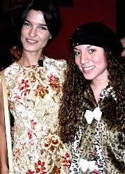 With Hanneli Mustaparta