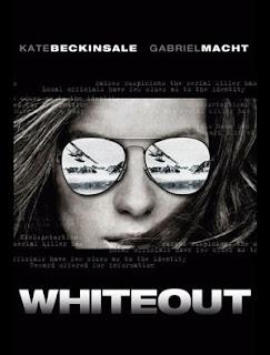 Whiteout Teaser Poster