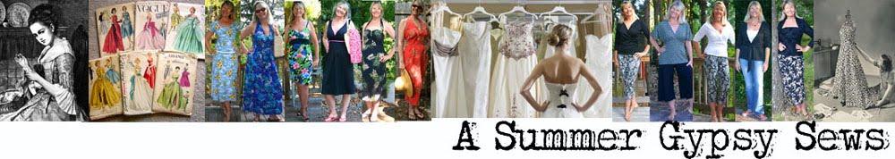 A Summer Gypsy Sews