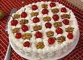 Delícias da Priscila Beneducci: &quot;<b>Torta</b> de Nozes Natalina&quot; do &quot;Chef <b>...</b> 2014