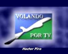 Programa dedicado a la aviacion en Argentina, conducido por Hector Piro.