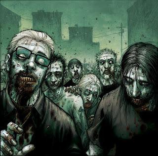 DÍA MUNDIAL DEL ZOMBIE Zombies