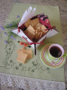 Cestinha de Chá