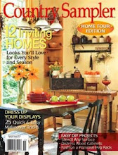 2010 Country Sampler Home Tour Edition