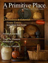Check out some of my writing in these issues of A Primitive Place & Country Journal magazine