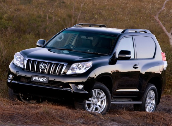 Tag: 2012 toyota prado, size three door prado 150, toyota land cruiser rear