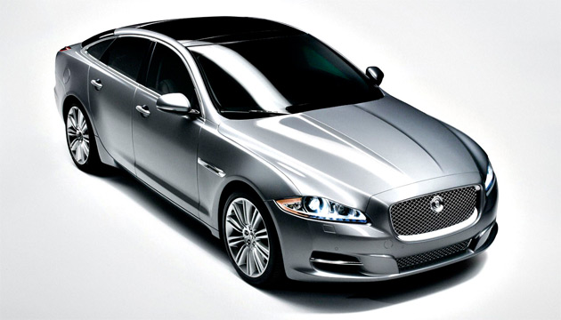 Jaguar Xj 2011 Black. 2011 Jaguar Xj Black