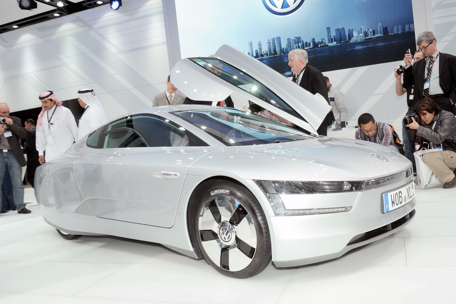 Volkswagen Xl Qatar