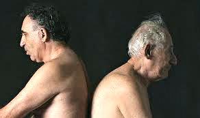 Naturist seniors