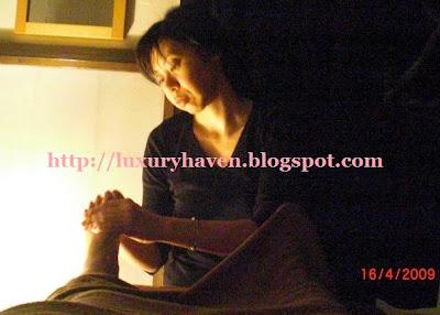tokyo foot massage