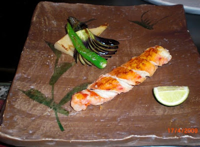 hama steak house tokyo king crab