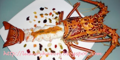 mouth-watering lobster tail recipe