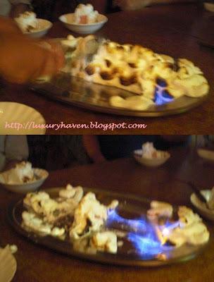 safari african restaurant bar asakasa crocodile nile dessert