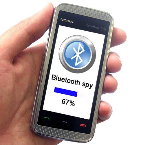 Программа для взлома телефона через bluetooth.
