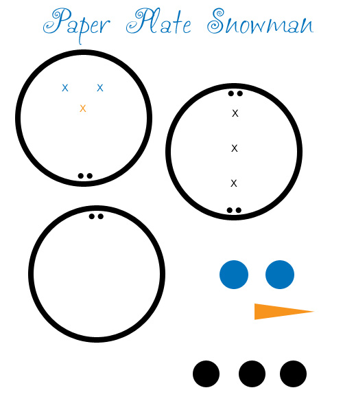 Displaying (18) Gallery Images For Snowman Nose Template...