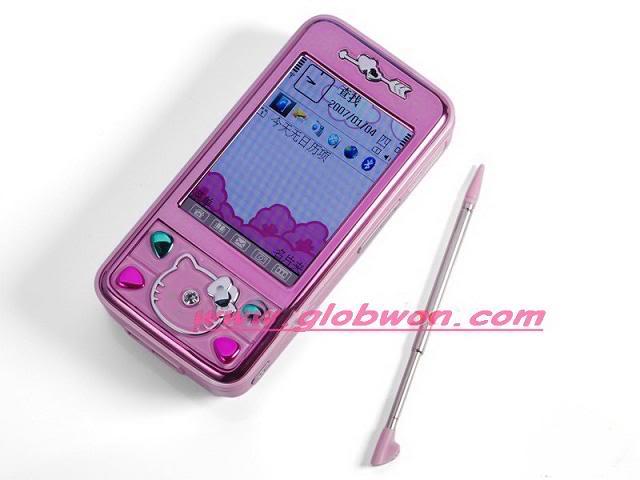Barbie Toy Phone : Ngahmun hello kitty phone barbie doll