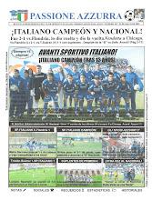 Revista Passione Azzurra