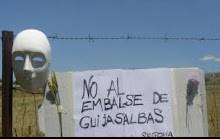 NO AL EMBALSE DE GUIJASALBAS.