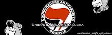 COORDINADORA ANTIFASCISTA DE  SEGOVIA-
