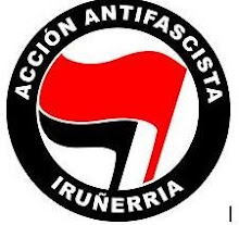 ACCIÓN ANTIFASCISTA IRUÑA