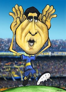 The Walking Dead Riquelme copy