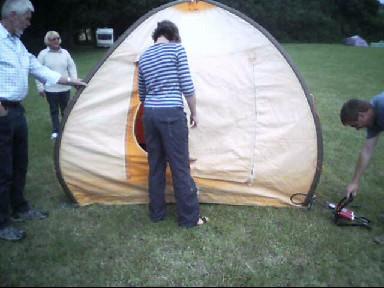 1960u0027s Igloo Tent - Pneumatic Tent Company & Camping Travel Store: 1960u0027s Igloo Tent - Pneumatic Tent Company