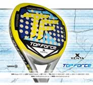 Pala del pádel Top Force Xenta