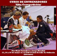 curso en el Club Social Orcelis de Orihuela (Alicante)