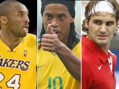 Los deportistas olímpicos mejor pagados de Beijing 2008