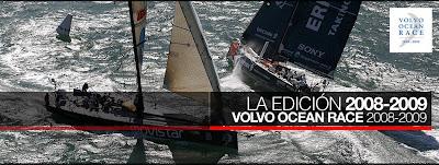 Pádel en el Volvo Ocean Race 2008