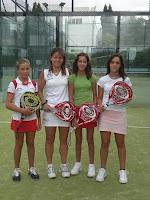Cata Tenorio entrenadora Vision Team Junior