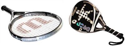 ¿tenis o pádel?
