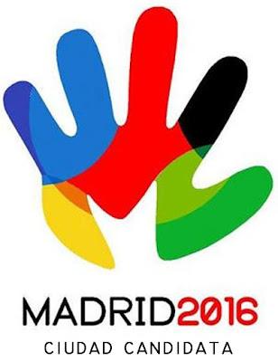 Madrid Ciudad Candidata Juegos Olímpicos 2016