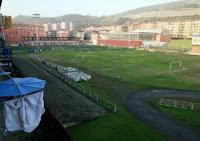 Palacio de la raqueta en Bilbao