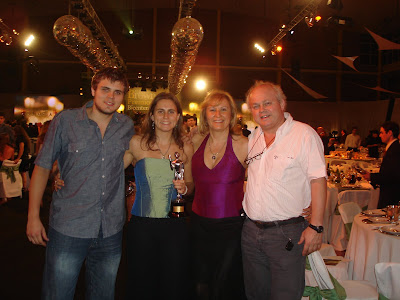 Olimpia de Plata de Pádel 2010