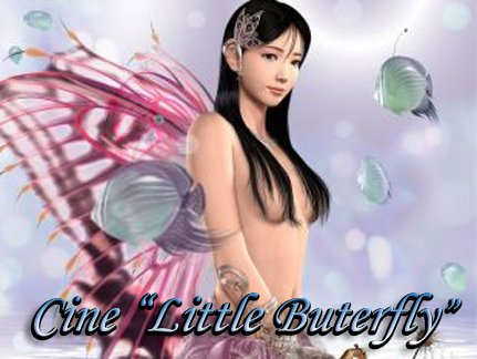 "El Cine de FUP: ""Little Buterfly"""