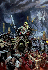 Space Marines of the Black Templars