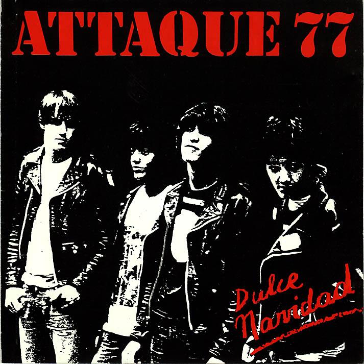 letras de attaque 77: